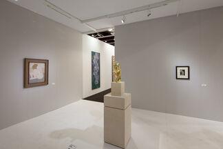 Paul Kasmin Gallery at Art Basel Hong Kong 2014, installation view