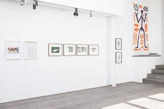Les rendez-vous de la galerie Suzanne Tarasieve #02, installation view