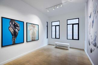 Past meets Present, installation view