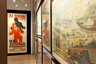 PAI-LXXIV: Rare Posters - 74th Auction, installation view