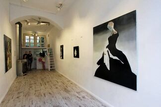 Alberto La Tassa `Annunciation`, installation view