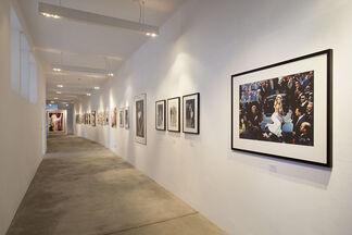 Claudia Schiffer, installation view