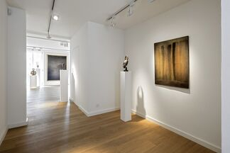 Jef Verheyen. Color, Light & Vision - Works from the 50ies and the 60ies, installation view
