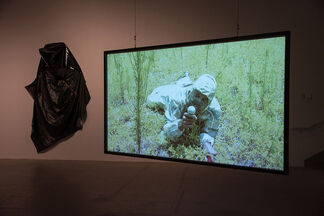 Rodney McMillian: The Black Show, installation view