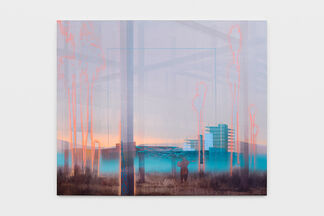 Robert Minervini: Invisible Reflections, installation view