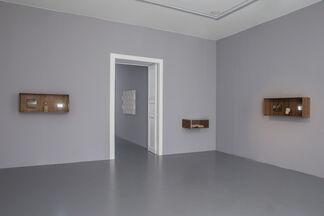 Laurent Grasso: Soleil Double, installation view