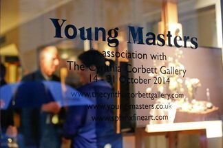 Young Masters Art Prize - Sphinx Fine Art, London, installation view