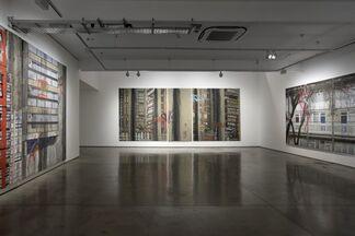 David Hepher - Grain of Concrete, installation view