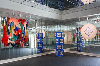 Clerestory, installation view