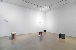 Indefinite Objects, installation view