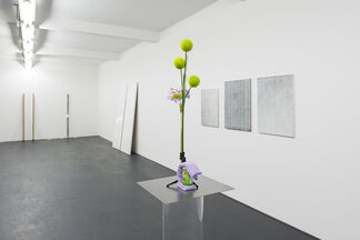 Right On!, installation view
