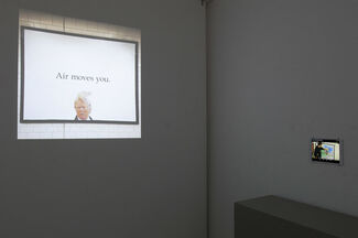 """Jonathan Allen: """"LIVE FROM NEW YORK"""", installation view"""