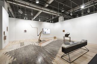 kurimanzutto at Art Basel 2014, installation view