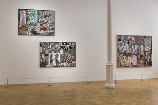 Jean Dubuffet: Théâtres de mémoire, installation view