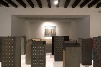 """Paolo Ventura - """"La Città Bianca"""", installation view"""