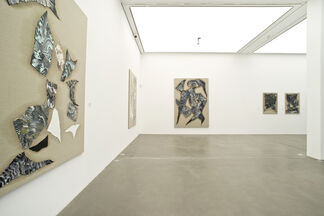 Zander Blom 'New Works', installation view