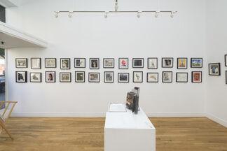 The Moleskine Project VI, installation view