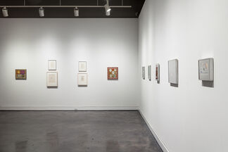 Thomas Chimes: The Body in Spirals, installation view