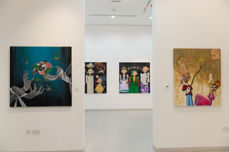 Another Dream, installation view
