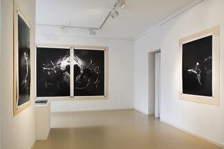 Breath II, installation view