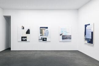 Hubert Kiecol »Der richtige Augenblick«, installation view