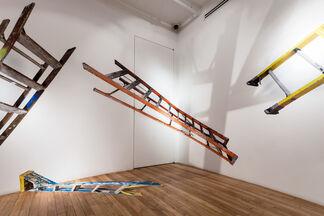 Jennifer Williams: Ladders, installation view