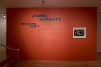 Jamel Shabazz: Crossing 125th, installation view