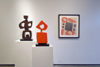 The Center Holds, installation view