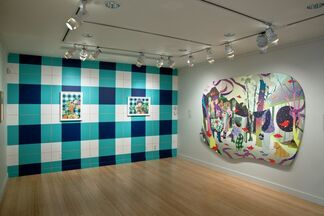 Edo Pop: The Graphic Impact of Japanese Prints, installation view