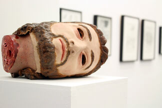 GOOD NIGHT, MISTER PROCRUSTES Curated by Peter Stastny, installation view