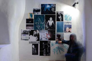 Moodboard, installation view