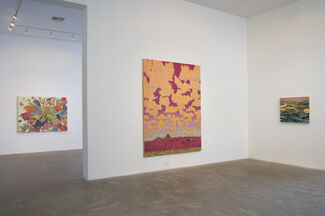 Aaron Morse: Cloud World, installation view
