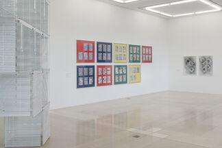 UNCHARTED TERRITORY, Haegue Yang at Hamburger Kunsthalle, installation view