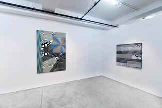 Felipe Pantone: Planned Iridescence, installation view