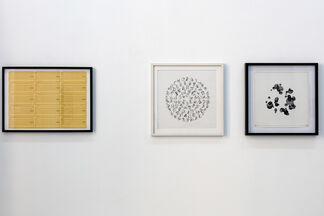 Code + Poetry, installation view