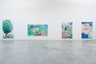 Alessandra Duarte | Luz em Túlia, installation view