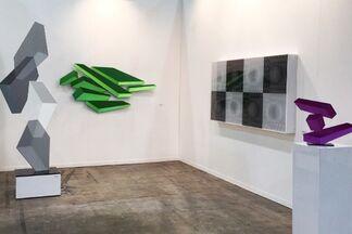 RGR+ART at Zona MACO 2015, installation view