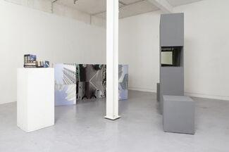 Intersections: Bernd Halbherr Solo Exhibition, installation view