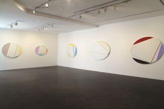 Marc Vaux: New Ovals, installation view