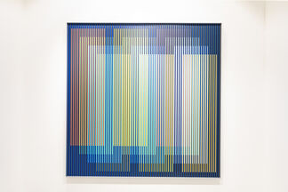 Colour-Fullness: From Dansaekhwa to Optical Art, installation view