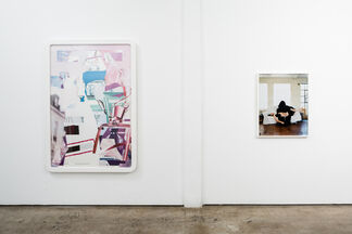 Angus Fairhurst:  All Body and Text Removed, installation view