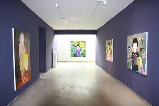 Soyeun LEE : Am Lustgarten 1, 10178 Berlin, installation view