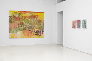 Alyse Rosner: A Little Bit of Time, installation view