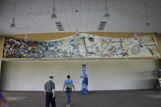 Arthur Secunda and Joseph Breton, installation view