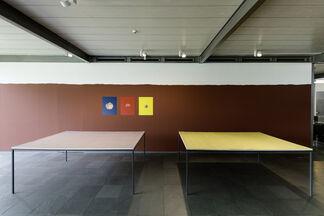 Andrea Büttner. Beggars and iPhones, installation view