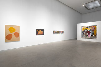 Surface Issues, installation view
