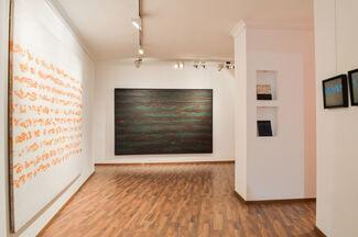 JUDIT REIGL | 1974 - 1984, installation view