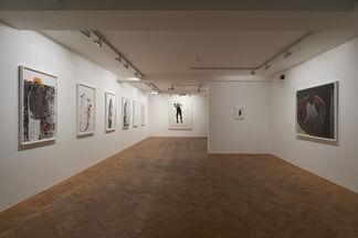 Virginia Chihota   A Thorn in my Flesh (munzwa munyama yangu), installation view