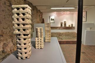 stand and go   -   Franz Josef Altenburg und Hans Fischer, installation view