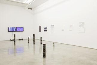 Parasitic Gaps (organized by Miriam Katzeff), installation view